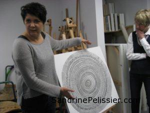 sandrine Pelissier North Vancouver artist