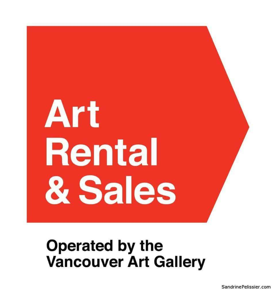 Vancouver art gallery art rentals and sales