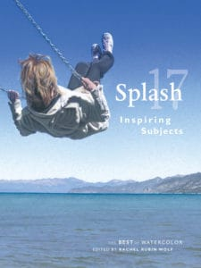 splash 17 watercolor competition book