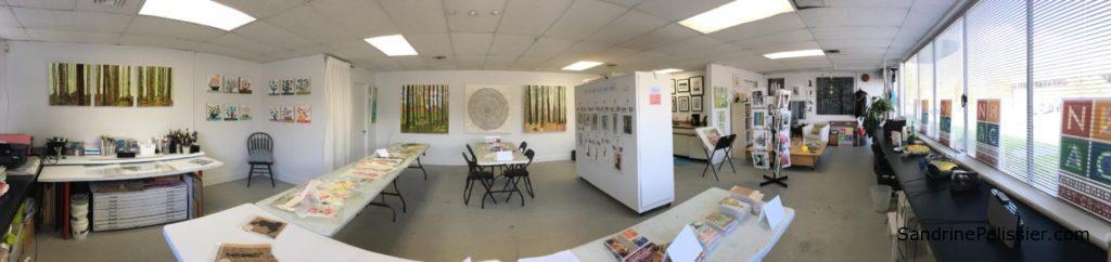 sandrine pelissier studio in North Vancouver