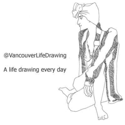 life drawing channel